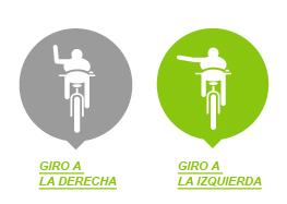 Imagen Bici y giros
