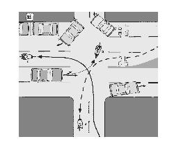 Imagen Bici y circulación frenos