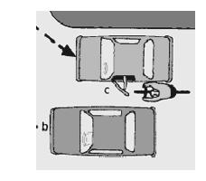 Imagen Bici y circulación no circules pegado a los coches